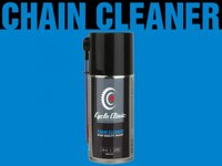 AUTHOR Čistič Cycle Clinic Chain Cleaner aerosol 150 ml černá