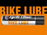 AUTHOR Mazivo Cycle Clinic Bike Lube 150 ml černá
